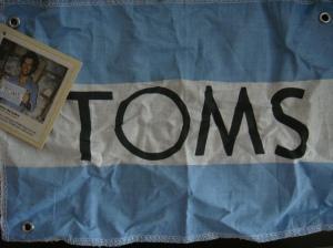 toms flag